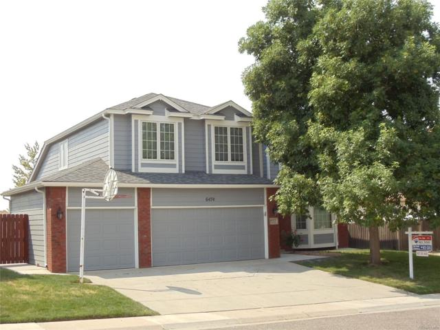 6474 S Parfet Street, Littleton, CO 80127 (#4970358) :: Wisdom Real Estate