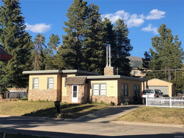 1701 Mount Wilson Drive, Leadville, CO 80461 (MLS #4971577) :: Kittle Real Estate