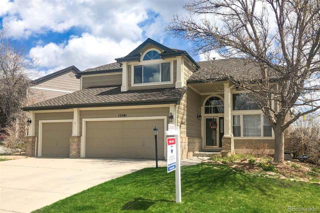 15581 Flowerhill Circle, Parker, CO 80134 (MLS #4974348) :: 8z Real Estate