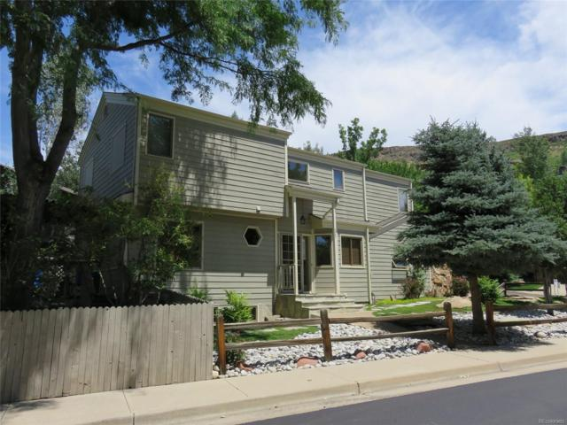 629 Cascade Court, Golden, CO 80403 (MLS #4982573) :: 8z Real Estate