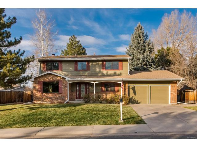 10853 W 76th Drive, Arvada, CO 80005 (#4984806) :: The Dixon Group