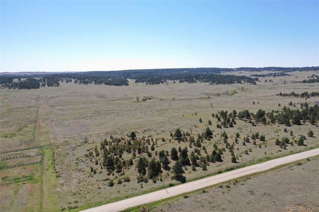 County Road 73, Calhan, CO 80808 (#4986420) :: Mile High Luxury Real Estate