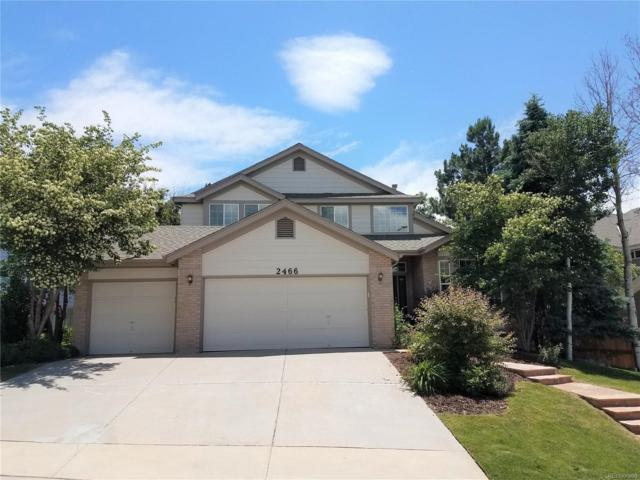2466 W Sunset Drive, Littleton, CO 80120 (#4987144) :: Wisdom Real Estate
