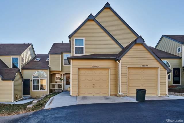 10359 W Fair Avenue D, Littleton, CO 80127 (#4987228) :: Briggs American Properties