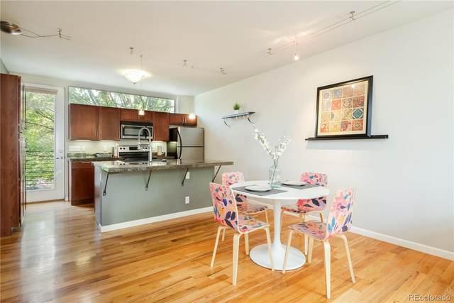 900 Eudora Street #203, Denver, CO 80220 (#4987865) :: West + Main Homes