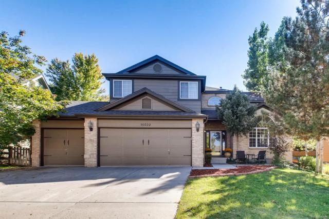 10322 Lions Path Way, Littleton, CO 80124 (MLS #4987938) :: Kittle Real Estate