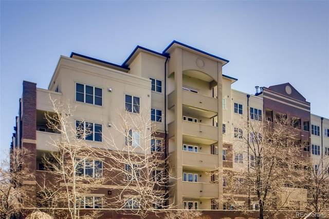 2200 S University Boulevard #110, Denver, CO 80210 (MLS #4990133) :: Kittle Real Estate