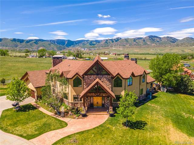 9619 W Titan Road, Littleton, CO 80125 (#4991096) :: Bring Home Denver with Keller Williams Downtown Realty LLC