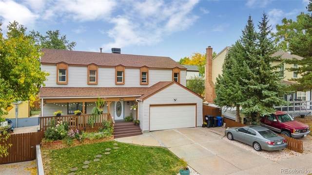 4808 S Ward Way, Morrison, CO 80465 (#4993289) :: The DeGrood Team