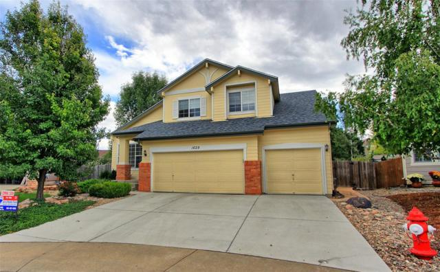 1629 Pickett Court, Erie, CO 80516 (MLS #4993561) :: 8z Real Estate