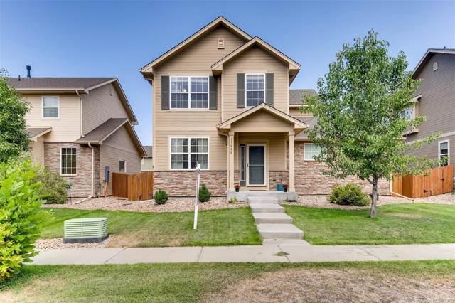 11046 Oakland Drive, Commerce City, CO 80640 (MLS #4995771) :: 8z Real Estate