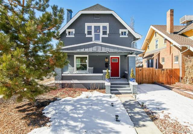 3205 N Josephine Street, Denver, CO 80205 (MLS #4996223) :: 8z Real Estate