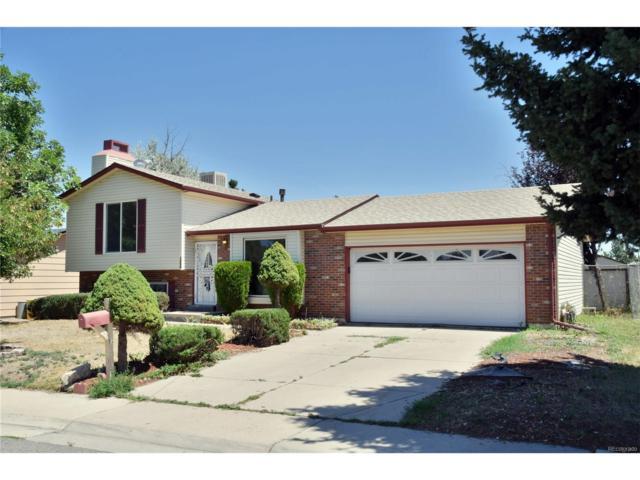 1256 S Telluride Street, Aurora, CO 80017 (MLS #4996261) :: 8z Real Estate