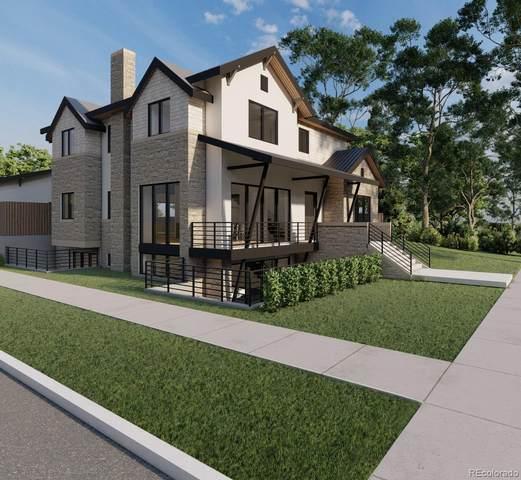 1100 S Vine Street, Denver, CO 80210 (MLS #4997459) :: 8z Real Estate