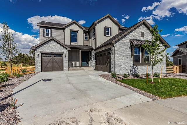 6490 S Addison Way, Aurora, CO 80016 (#4999488) :: The DeGrood Team