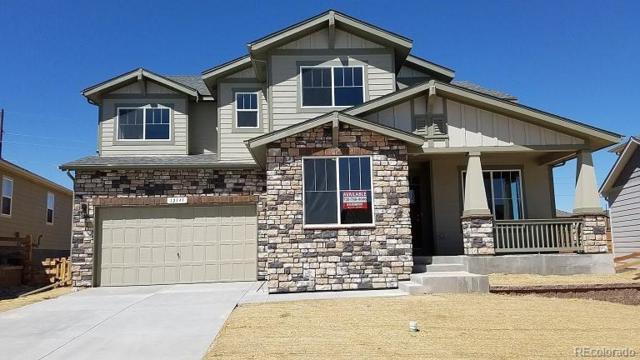 4438 Sidewinder Loop, Castle Rock, CO 80108 (#4999711) :: Colorado Home Finder Realty
