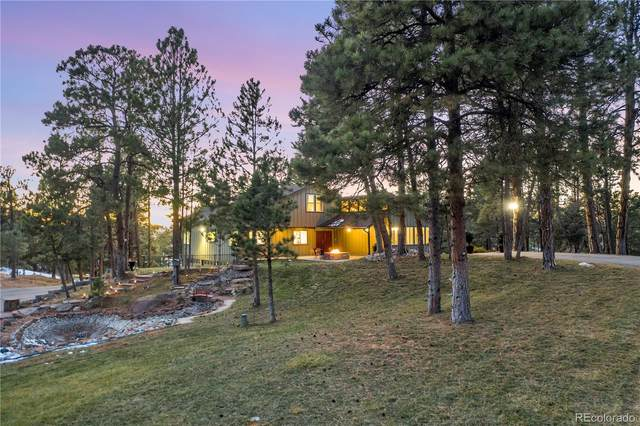 12745 Antelope Trail, Parker, CO 80138 (#5000346) :: iHomes Colorado