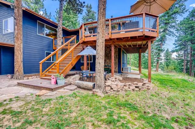 32531 Lodgepole Drive, Evergreen, CO 80439 (MLS #5000851) :: 8z Real Estate