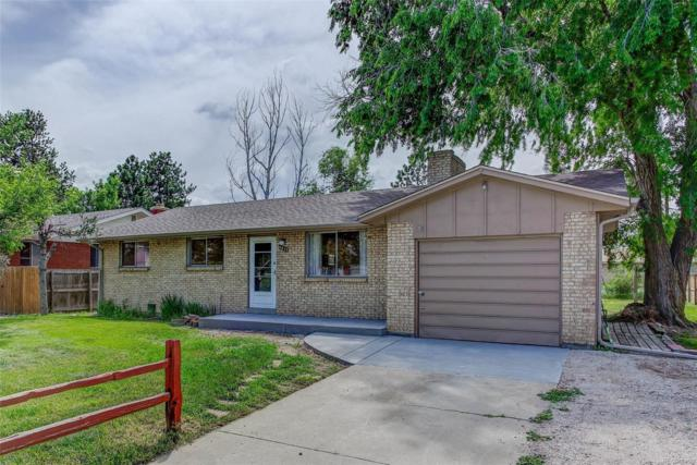 4645 Garland Street, Wheat Ridge, CO 80033 (#5001906) :: The Peak Properties Group