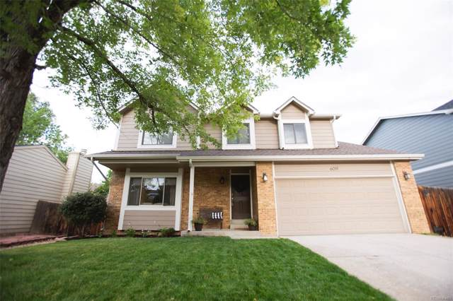 6019 S Van Gordon Street, Littleton, CO 80127 (#5003885) :: The HomeSmiths Team - Keller Williams