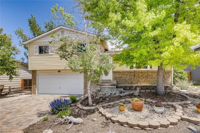 6442 S Johnson Street, Littleton, CO 80123 (#5005069) :: Mile High Luxury Real Estate