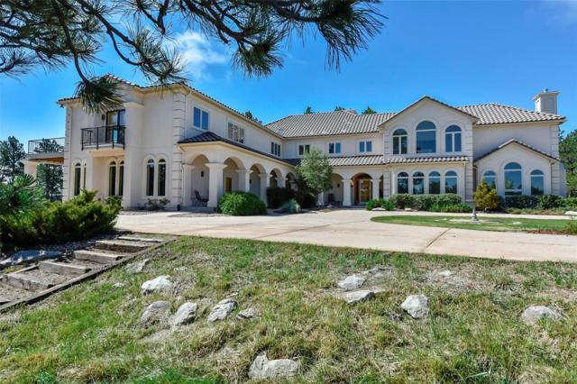 10841 Jones Road, Larkspur, CO 80118 (MLS #5006869) :: 8z Real Estate