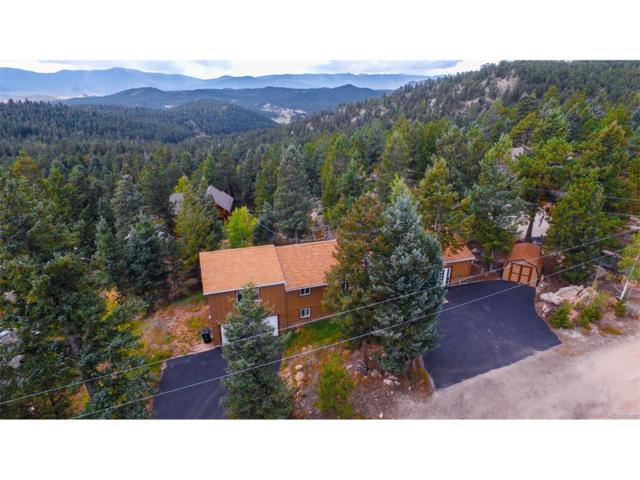 30918 Witteman Road, Conifer, CO 80433 (MLS #5007805) :: 8z Real Estate