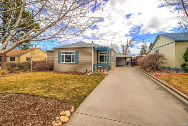 4330 Gray Street, Wheat Ridge, CO 80212 (#5007909) :: The Peak Properties Group