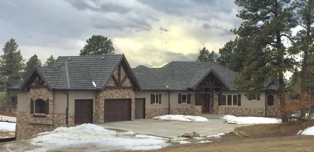 5604 Ponderosa Drive, Parker, CO 80134 (MLS #5009887) :: 8z Real Estate