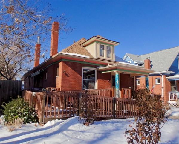 455 Pearl Street, Denver, CO 80203 (#5011387) :: The Heyl Group at Keller Williams