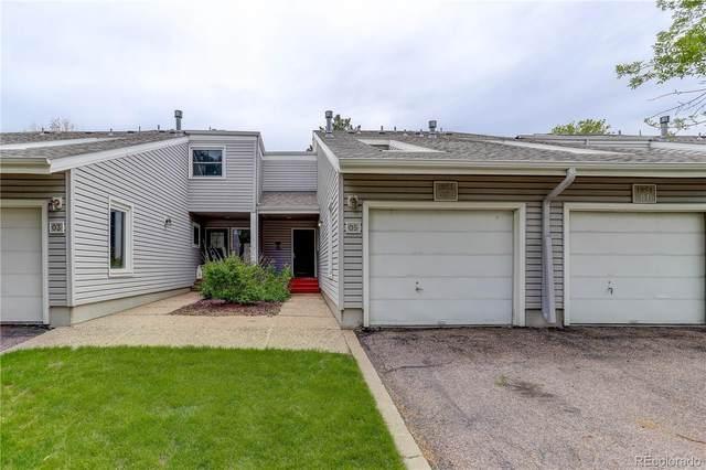 1951 28 Avenue #5, Greeley, CO 80634 (#5011538) :: Finch & Gable Real Estate Co.