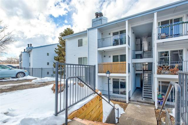 13087 W Cedar Drive #125, Lakewood, CO 80228 (#5016875) :: Realty ONE Group Five Star