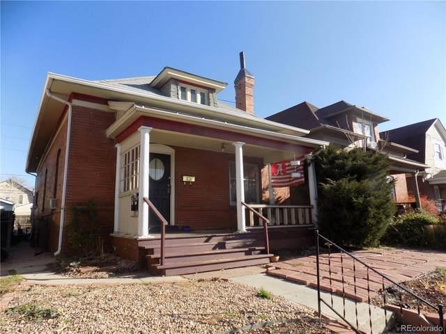 342 S Lincoln Street, Denver, CO 80209 (MLS #5018865) :: Stephanie Kolesar