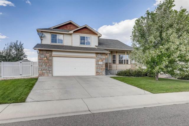 9778 Cascade Street, Firestone, CO 80504 (#5020392) :: The Griffith Home Team