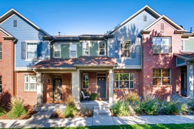 701 Roslyn Street #38, Denver, CO 80230 (#5020656) :: The Peak Properties Group