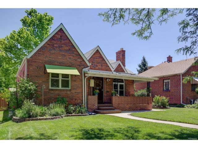 1434 Clermont Street, Denver, CO 80220 (MLS #5027309) :: 8z Real Estate