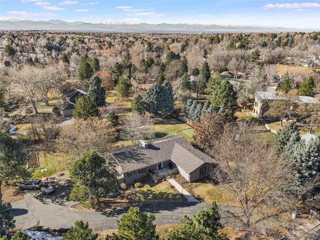 5895 S Monaco Street, Greenwood Village, CO 80111 (#5028228) :: The DeGrood Team