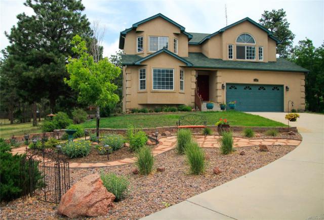 11265 S Holmes Road, Colorado Springs, CO 80908 (#5029935) :: Bring Home Denver