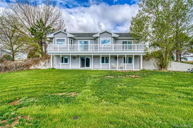 35251 County Road 47, Eaton, CO 80615 (#5030712) :: The DeGrood Team