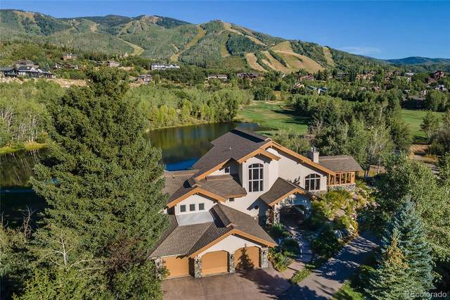 1160 Fairway Woods, Steamboat Springs, CO 80487 (#5036129) :: The Brokerage Group