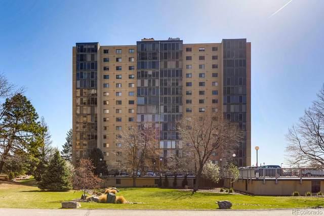 7877 E Mississippi Avenue #606, Denver, CO 80247 (#5038977) :: The DeGrood Team