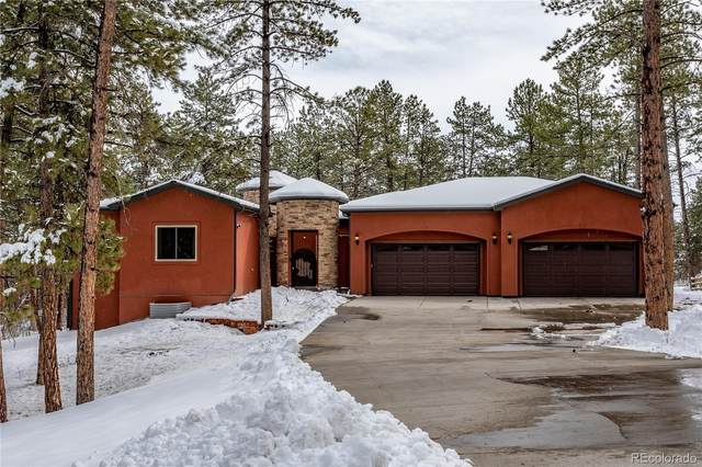 1399 Gore Circle, Larkspur, CO 80118 (#5039033) :: The DeGrood Team