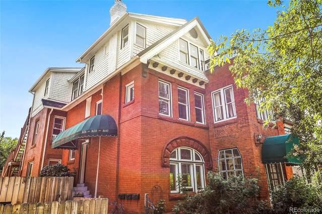 1640 N Emerson Street, Denver, CO 80218 (#5039112) :: Own-Sweethome Team