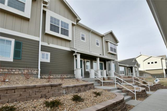 14700 E 104th Avenue #3003, Commerce City, CO 80022 (#5042403) :: Colorado Home Finder Realty