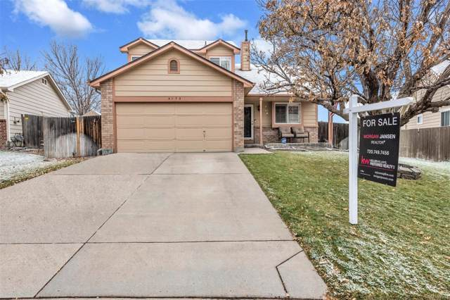 5173 E 123rd Court, Thornton, CO 80241 (#5044149) :: The Peak Properties Group