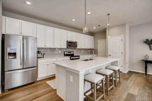 3520 Emily Street, Castle Rock, CO 80109 (#5048147) :: Kimberly Austin Properties