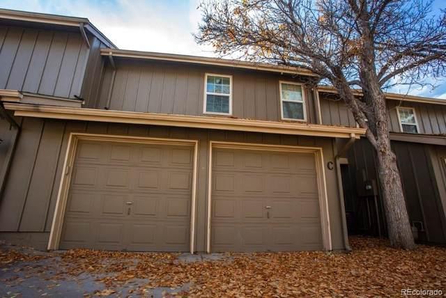 7731 S Curtice Way C, Littleton, CO 80120 (#5048158) :: Briggs American Properties