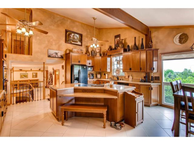 881 Valley Road, Littleton, CO 80124 (#5050542) :: The Peak Properties Group