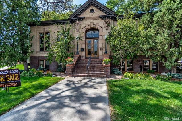 210 S 4th Street, Sterling, CO 80751 (#5050617) :: The DeGrood Team