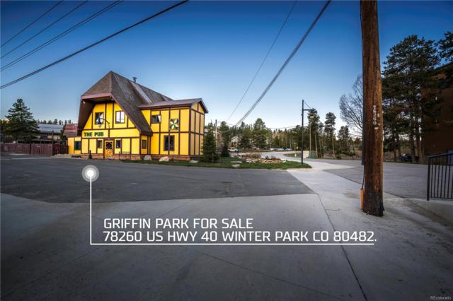 78260 Us Hwy 40, Winter Park, CO 80482 (MLS #5051576) :: 8z Real Estate